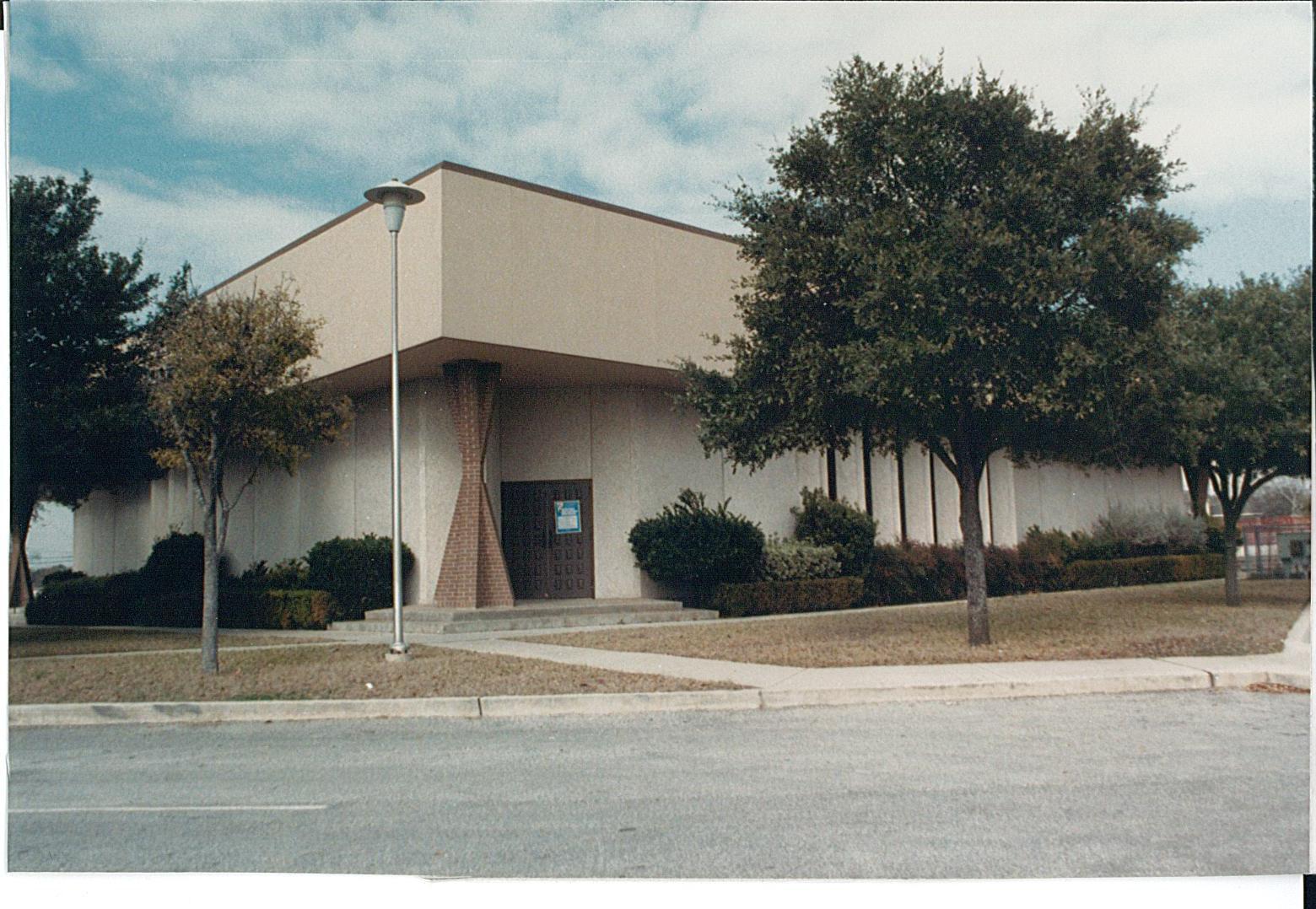 1972 Entrance