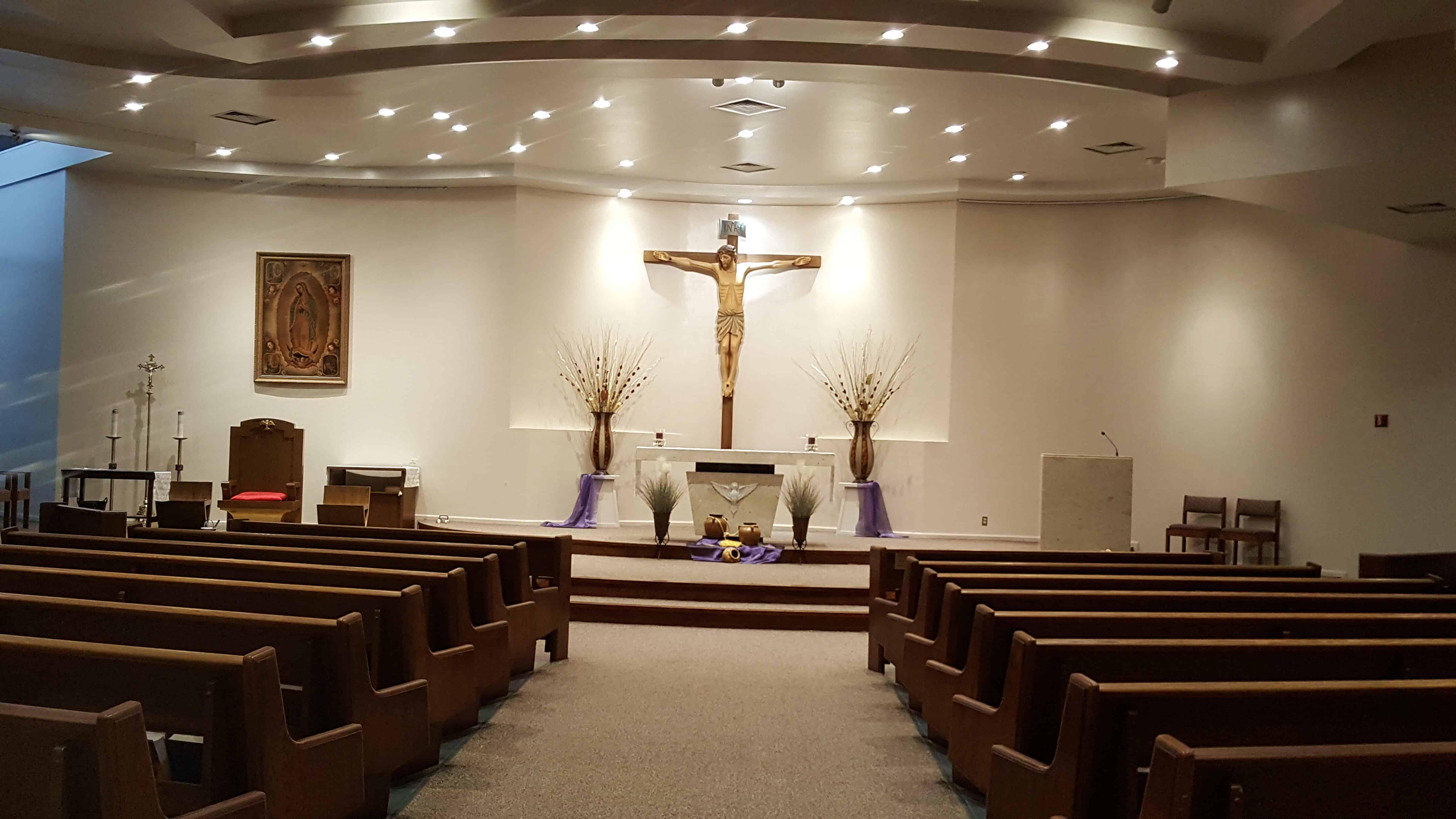 Church-Inside