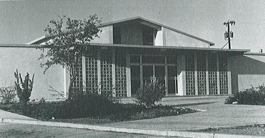 1964 First Bldg